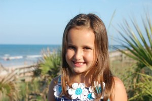 Little Miss Flagler County 2012 Contestants, Ages 8-11