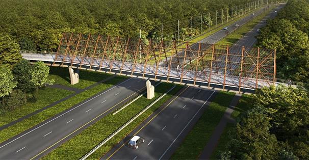 SR 100 bridge