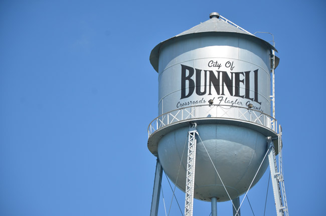 bunnell water tower
