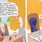 Biden's Burka by Gary McCoy, Shiloh, Ill.