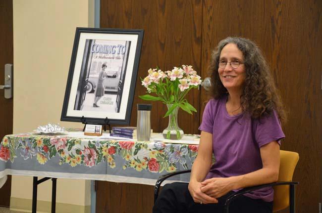 florida book awards caren umbarger coming to