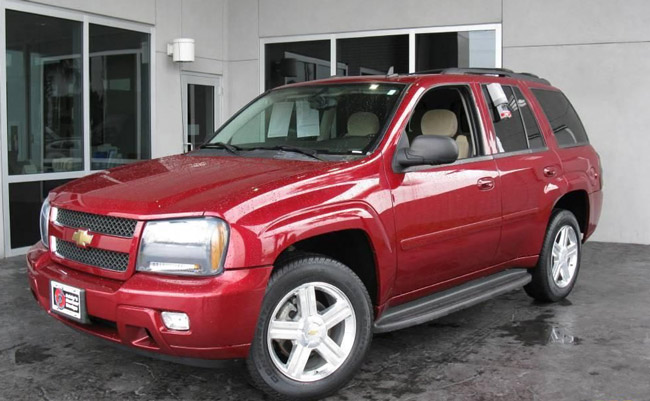 In the fatal hit-and-run that claimed the life of Sean Lynn Ryan, 24, of Palm Coast, the Florida Highway Patrol is looking for a red Chevrolet Trail Blazer, the model ranging between 2005 and 2009. The vehicle would have extensive right-front and side damage.
