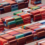 It may not look like it, but containers are in short supply. (Jaxport)