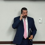 The deal-maker: Flagler County Administrator Craig Coffey prizes loyalty, and pays it back to his employees. (© FlaglerLive)