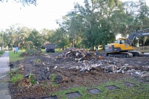 house demolition bunnell