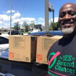 Desmond Meade --- a felon who garnered international acclaim for his advocacy for the constitutional amendment --- warned that the appeals-court ruling and Hinkle's preliminary injunction applied only to the 17 plaintiffs in the case. (Desmond Meade/Facebook)