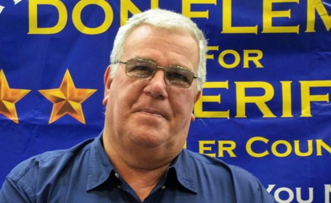 don fleming flagler sheriff candidate 2016