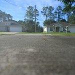 commercial vehicles driveways