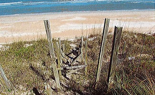 beverly beach walk-over