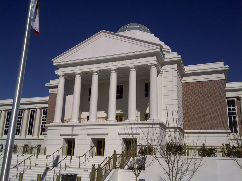 The First District Court of Appeal in Tallahassee. (Wikimedia Commons)