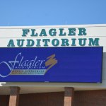 Flagler Auditorium has been finding its voice despite the pandemic. (© FlaglerLive)