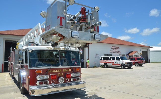 flagler beach fire department