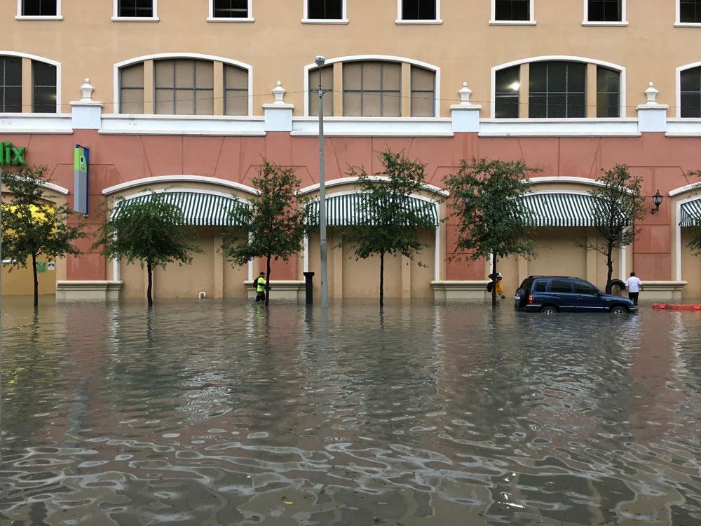 coastal flooding global warming