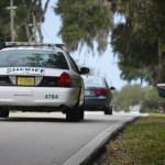 Frustration on Florida Park Drive. (© FlaglerLive)