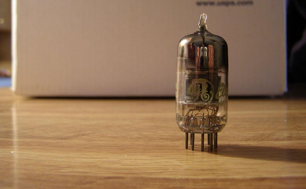 A ham radio part. (James Fairbrother)