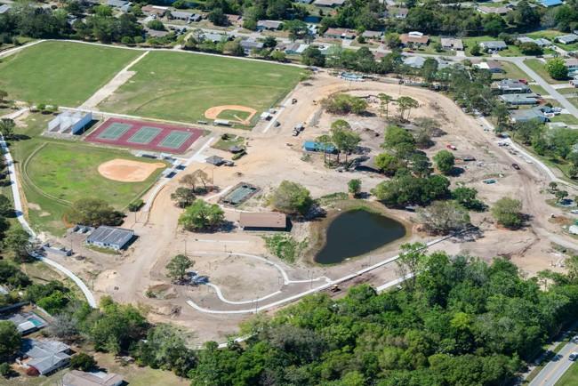 holland park renovation