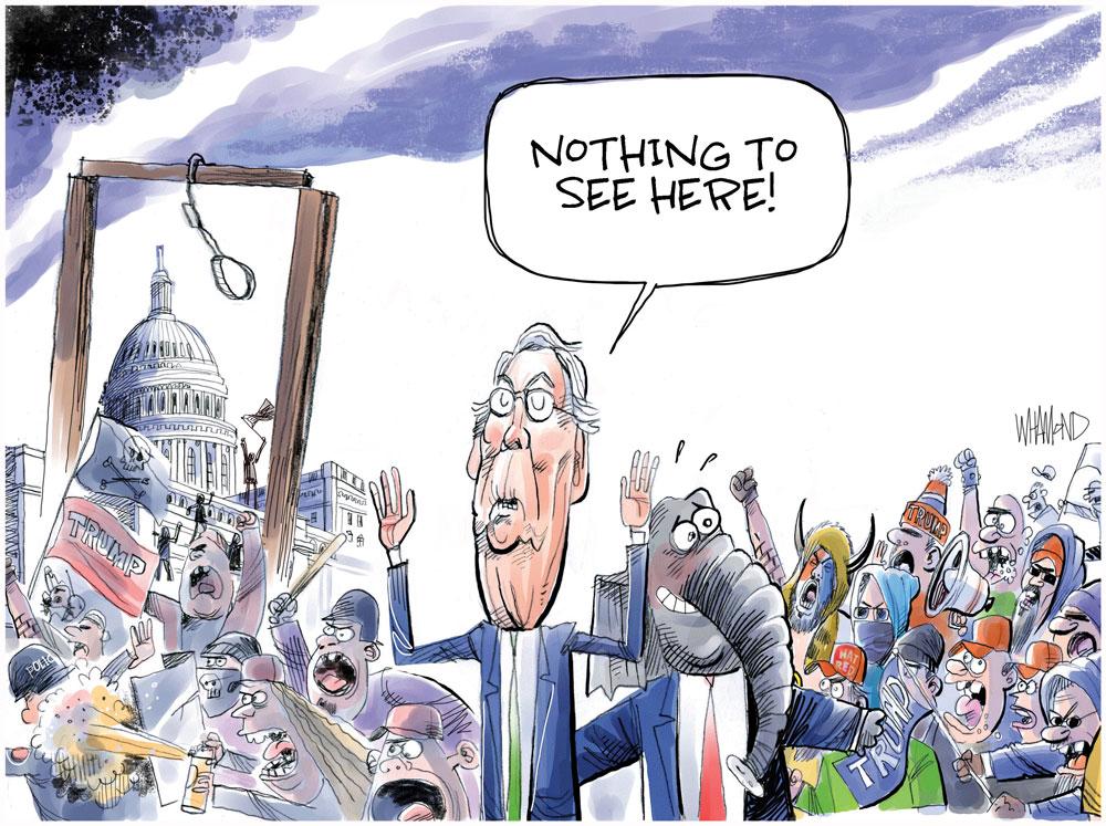 Insurrection GOP