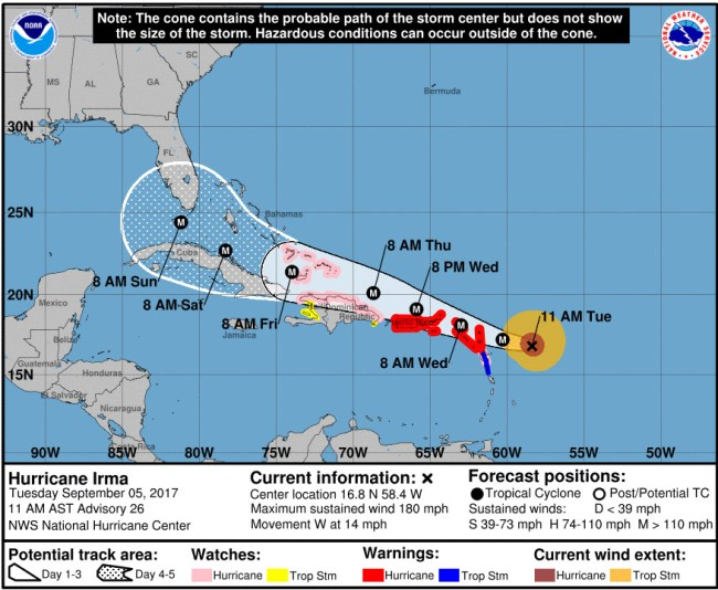 hurricane irma flagler palm coast