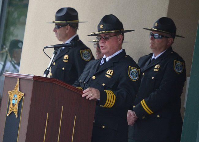 flagler county sheriff jim manfre