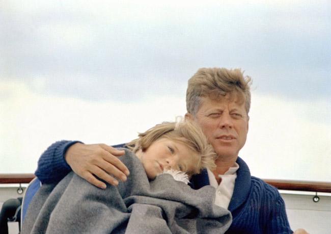 JFK's presidency wasn't felled only by an assassin's bullets. (John Kennedy Library)