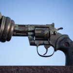 NRA john lennon mark david chapman the knotted gun