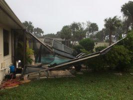 flagler beach hurricane matthew