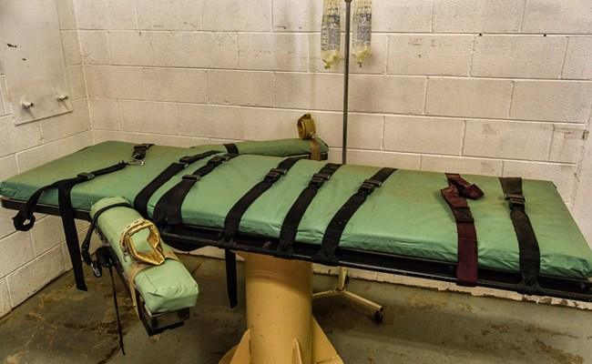 lethal injections secrecy florida