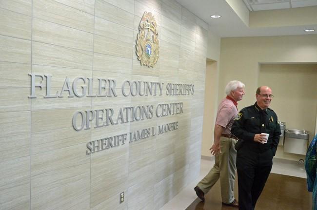 flagler sheriff operations center open house