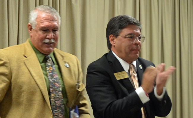 nate mclaughlin frank meeker ethics elections violations
