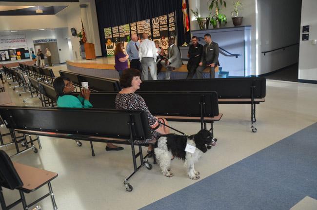 superintendent meet and greet