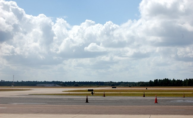 flagler county airport national guard