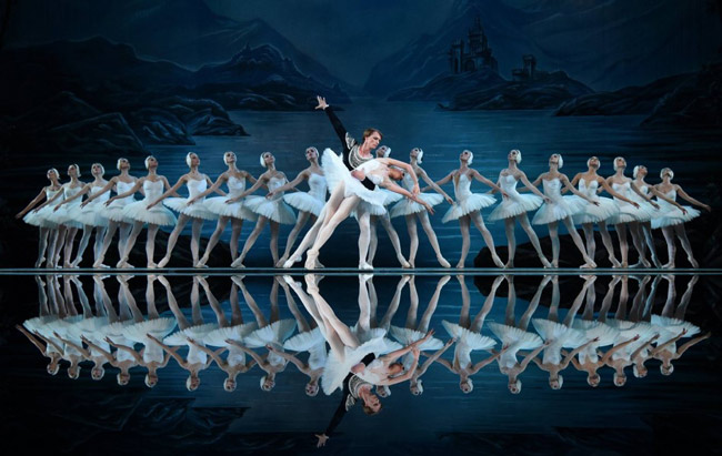 The Odessa National Ballet is at the Flagler Auditorium this evening.