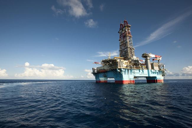oil drilling vaping