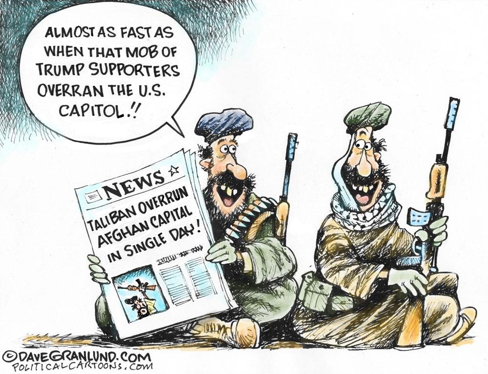 Dave Granlund, PoliticalCartoons.com.