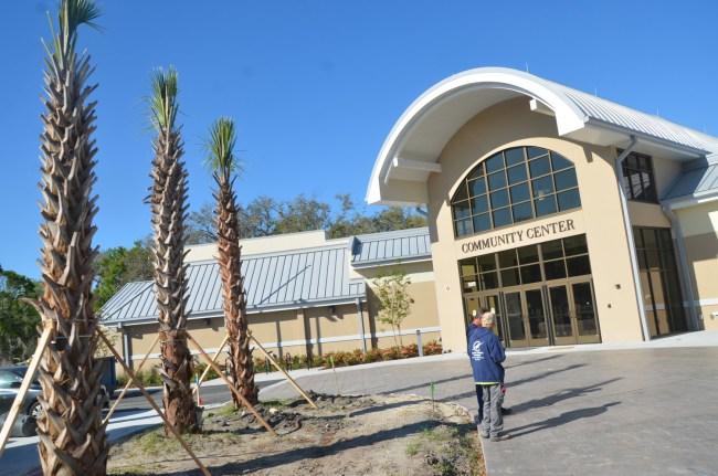 palm coast community center