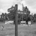 Back when Palm Coast Parkway was in its infancy, when the west side of what is today the parkway was still called (Flagler County Historical Society)