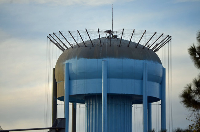 palm coast water tower