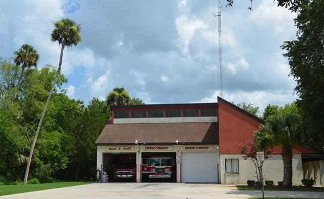palm coast fire station