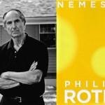 philip roth nemesis houghton mifflin cover portrait