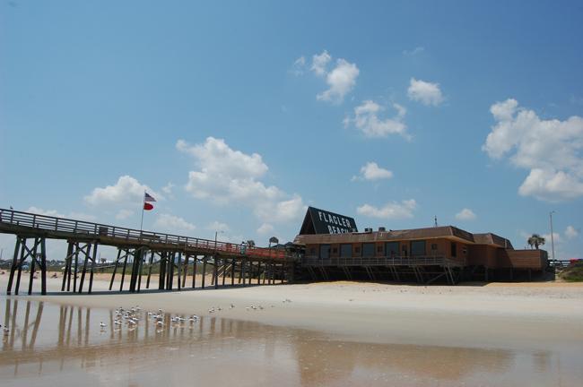 Pier Restaurant Flagler Beach