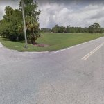 The crash took place at the intersection of Pine Lakes Parkway and West Hampton Drive in palm Coast Wednesday afternoon. (Google)