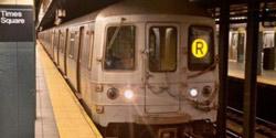 r train new york