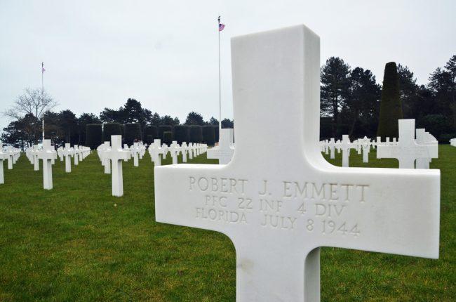 memorial day commemorations robert j. emmett