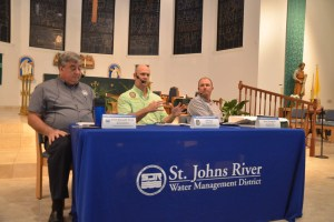st johns river water management