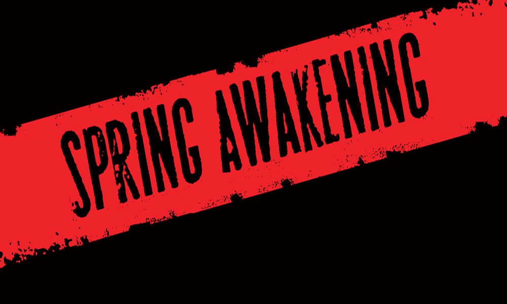 """""""Spring Awakening,"""" the musical, at City Repertory Theatre in Palm Coast all weekend. See below for details and tickets."""