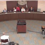 Staffers are still getting it done. Council members are not. (© FlaglerLive via Palm Coast TV)