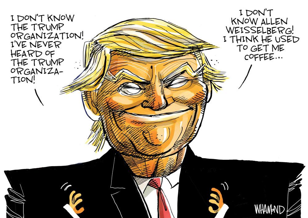 Dave Whamond, Canada, PoliticalCartoons.com