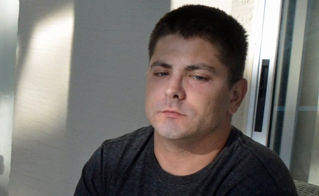 Vassili Mironov had sued the Flagler Beach Police Department for $89,000. He got $6,000. (© FlaglerLive)