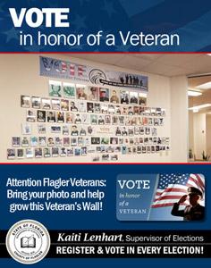 veterans wall supervisor's office