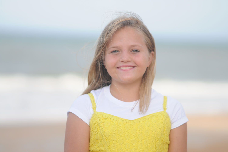 Lexi Kearns - Little Miss Flagler County 2010 Contestant